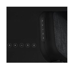 RB-M17 NFC Desktop Fabric Portable Wireless Bluetooth Sound Speaker
