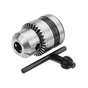 SAN OU 1.5-10mm Metal Stable Keyed Drill Chuck Convertor M12 Thread Chuck Adapter