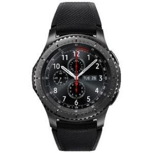 Samung Gear S3 Frontier 100% Original Samsung (Only Watch And Charging Dock) Without Box