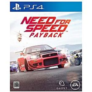 Electronic ArtsNeed for Speed Payback - Standard Edition -  PS4