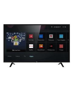 """TCL S64 -  32 Smart HD LED TV - Black"""""""