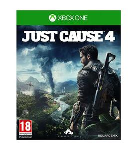 XBOX ONE DVD Just Cause 4 Standard Edition XBOX ONE GAME