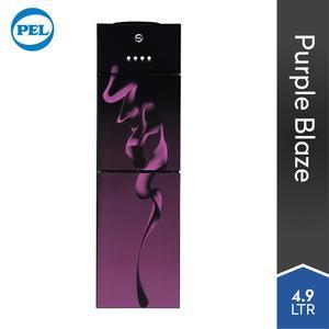 PEL Water Dispenser Curved Glassdoor 115 Purple Blaze