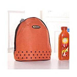 OEMLunch Box Cooler Zipper Bag Bento Dot Tote Lunch Pouch Little Pattern RD