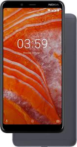 Nokia 3.1 Plus - 6'' HD+ display-Camera Front 8MP\ Back 13+5 MP-Battery 3500 mAh PTA Approved)