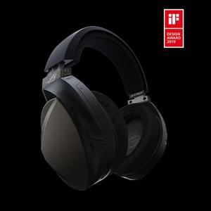 ROG Strix Fusion Wireless gaming headset for PC and PlayStation 4® with low-latency 2.4GHz wireless connection, 15+ hour battery life, 50mm ASUS Essence drivers and touch controls