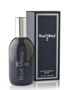 Royal Mirage Royal Mirage II For Men - 120ml - Black