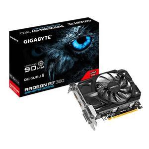 AMD R7-360 OC Gigabyte 2GB GDDR5 128bit | Graphics Card
