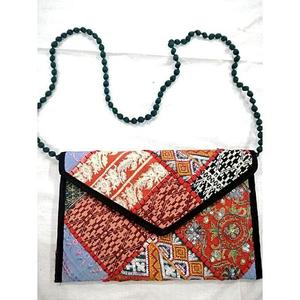LADIES CLUTCH BAG HAND MADE