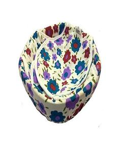 Cotton Roti Basket With Printed Cloth