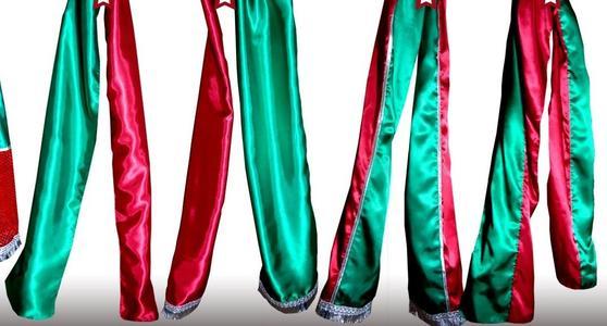 PTI Silk Skarf (Pack of 5)