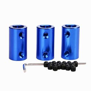 Motor Connector Coupler Flexible Shaft Coupling Rigid 5-8 Kits Kids Rc Car Shaft Connector Power Motor