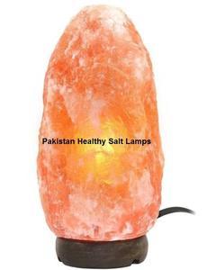 Pakistan Healthy Salt Lamps  - Medium 2 - 3 KG Natural Salt Lamp for Asthma, Allergy & Diabetes Patients.