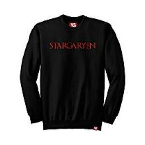 Why GenStargaryen - Black Colour - fleece Sweatshirt