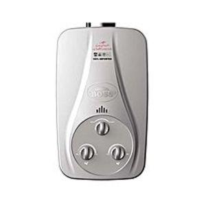 BossInstant Gas Water Heater - K.E-Iz-7.8 CL-G-NG - Grey