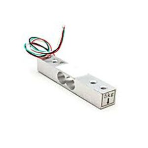 ArduinoWeight Sensor 5kg Load Cell Sensor