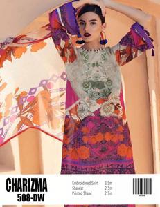 Charizma Most Demanding Design, Unstitched Dress, Ladies Dresses, Women Dresses, Fabric Lawn, High Quality Dress