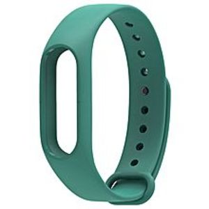 SiliconStrap for MI BAND 2 - Teal