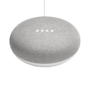 Google Home Mini Portable Smart Speaker - Chalk
