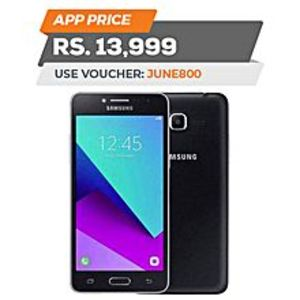 "Samsung Galaxy Grand Prime Plus - 5.0"" - 1.5GB RAM - 8GB ROM - Dual SIM - Black"