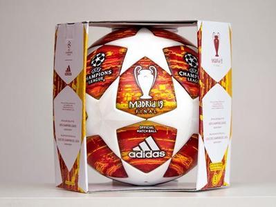 Adidas Original Champions League 2019 Madrid Finale Matchball