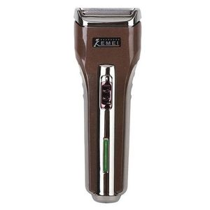Km-A588 - Rechargeable Shaver - Brown