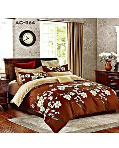 Brown Bed Sheet Ac 064