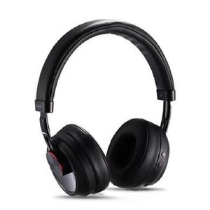 RB-500HB - Stereo Wireless Bluetooth Headphone With Mic - Black