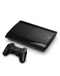 PlayStation 3 Ultra Slim - 12 GB - Black