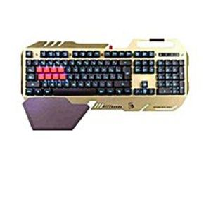A4TECH Bloody A4Tech Bloody Light Mechanical Gaming Keyboard - B418