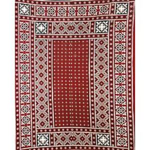 Bed & Rest Tradition Of Sindh Ajrak P.Code Aj-01