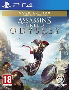 Assassin;s Creed Odyssey - PlayStation 4 Gold Edition