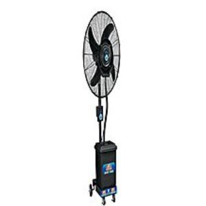 """GFCMist Fan 24"""" Black - GFC"""