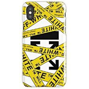 Virgin TeezOff White Strapped Mobile Cover ( IPhone 6/6S Plus)