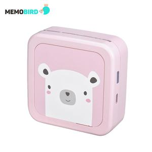 MEMOBIRD GT1 Pocket Thermal Printer BT Wireless Printing Photos Notes Receipts Perfect Gift for Students Long-distance Couples Family