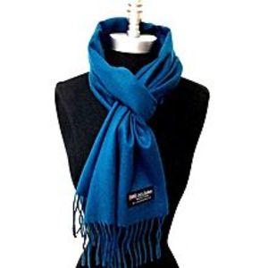 Hi CharlieBlue Wool Muffler For Men