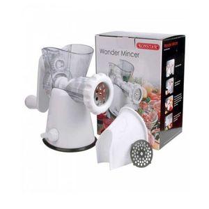 Manual Meat Mincer & Grinder Machine
