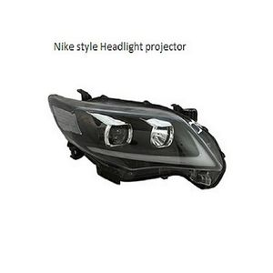 Corolla Headlamps Nike Style Model 2011 - 2013