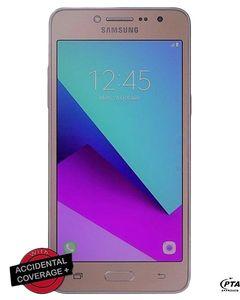 Samsung Galaxy Grand Prime Plus - 5.0 - 8GB - 1.5GB RAM - 8MP Camera -pink gold