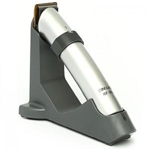Dingling Rf-608 - Hair And Beard Trimmer - Professional Hair Clipper - Rechargeable - Silver