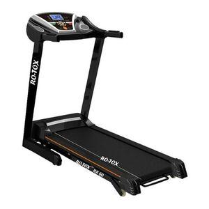 60 - Motorized Treadmill (Auto Incline) - 3.0 HP - Black