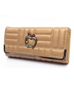 Leather Ladies Hand Clutch
