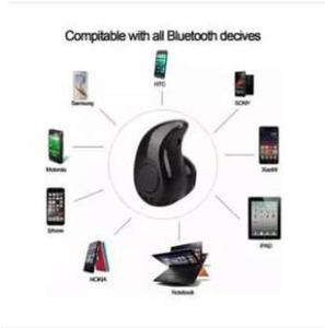 Mini Invisible Ultra Bluetooth Wireless Stereo Headset With Mic Universal Handsfree For Iphone 6S 7 For Samsung & For All Android Phones