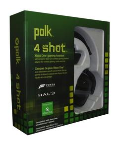 4 shot Headphone - Black - Xbox One