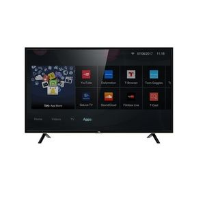 TCL 40S62- 40 - Smart LED TV - Black