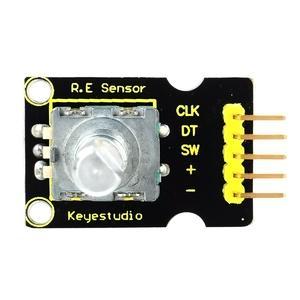 Keyestudior Rotary Encode Module for Arduino - Black