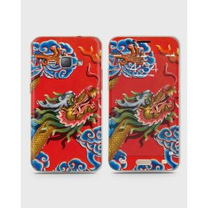 Samsung Galaxy J1 2015 (J100) Skin Wrap With Front Back And Sides The Chinese Dragon-1wall644