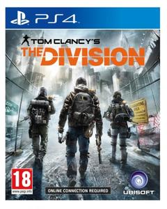 PLAYSTATION 4 DVD The Division PS4 GAME