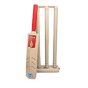 SBPack of 2 - Cricket Bat & Wicket - Beige