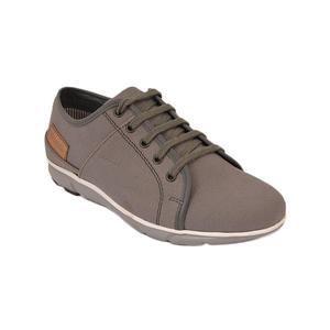 Urban Sole Grey Canvas Shoes  Winter Collection - CV-8102